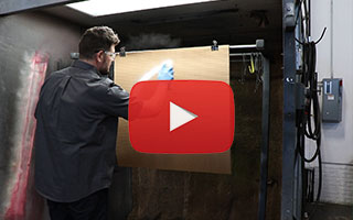 360° Sprayer on WCP-2 White Contrast Paint Aerosol [Video]