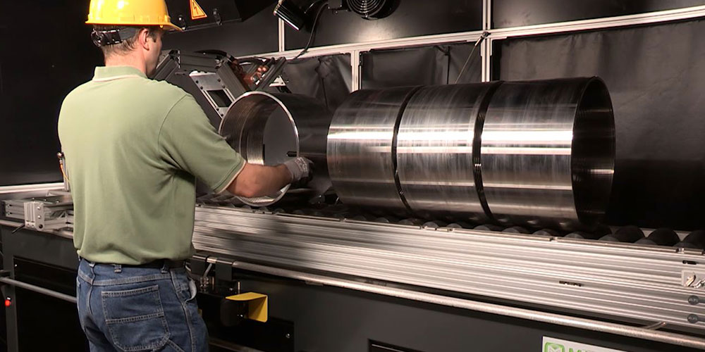 Magnetic Particle Equipment for OCTG Couplings [Video]