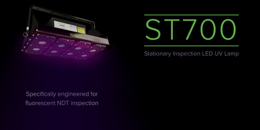 ST700 Overhead LED UV Lamp for NDT